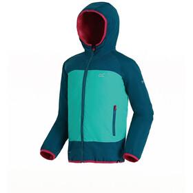 Regatta Volcanics II Lapset takki , sininen/turkoosi